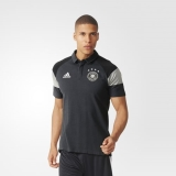 M48h3471 - Adidas UEFA EURO 2016 Germany Polo Shirt Grey - Men - Clothing